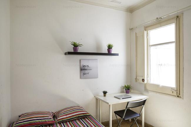 Happycasa Rooms and Flats alquiler habitación Grácia
