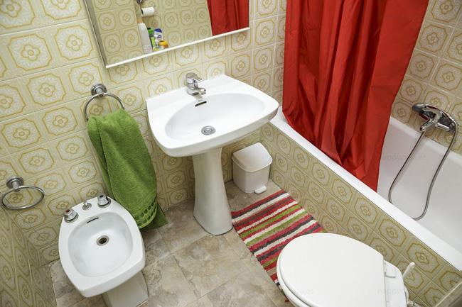 Residencia universitaria con cuarto de baño Barcelona Calle Doctor Ferran