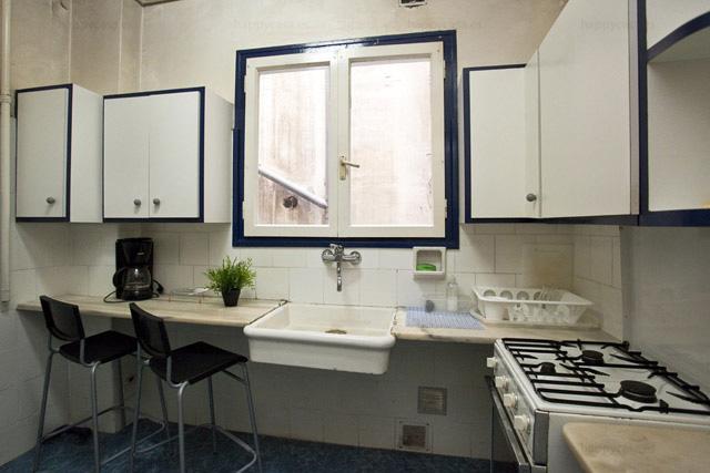 Barcelona lloguer habitación piso estudiants metro Lesseps