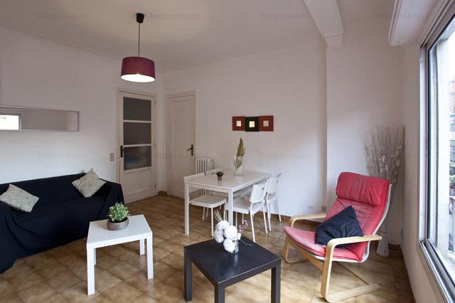 Alquilar habitación privada Barcelona con estudiantes Erasmus