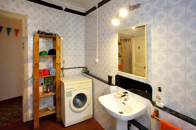 Alojamiento universitario Barcelona con baño equipado L2