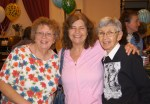 Marilyn, Maria & Marcia