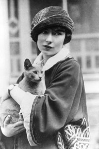 Margaret Mitchell & Friend