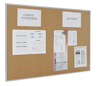 panneaux d'affichage à la disposition du comité d'entreprise