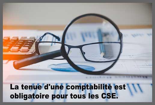 Obligations comptables du CSE