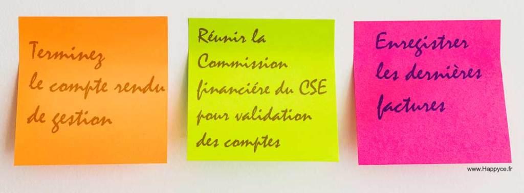 Commissions facultatives du CSE