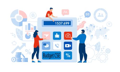 Assiette de calcul des budgets du CSE