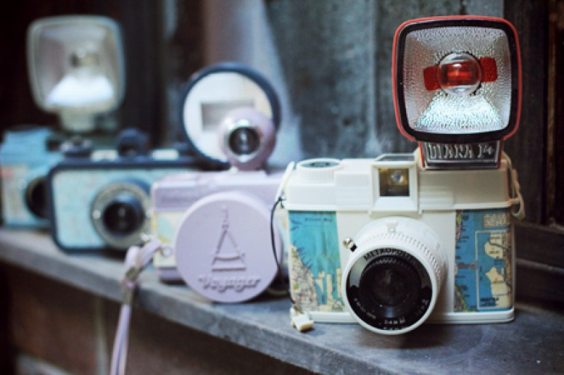 Lomography maps edition