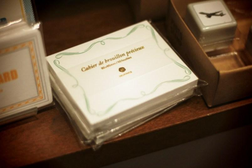 Coups de coeur carnets de voyage - Delfonics - Paris