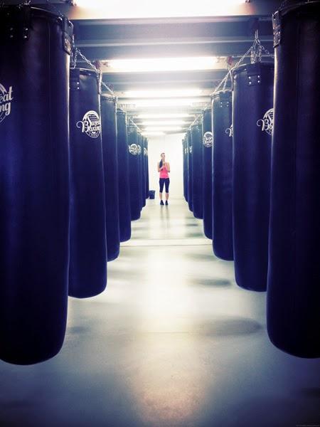 Cours de Sweat Boxing avec Redouane Asloum - Paris