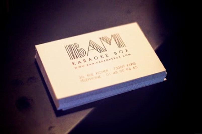 Idées sorties - BAM Karaoké Box - Paris