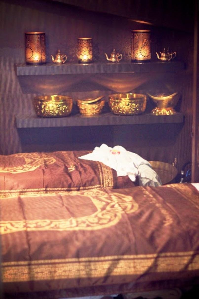 Manucure et pédicure de rêves à la Sultane de Saba avec Balinéa