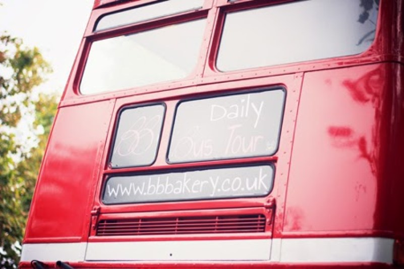 Que faire à Londres ? Afternoon Tea Bus Tour