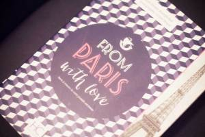 Beau livre - From Paris with love