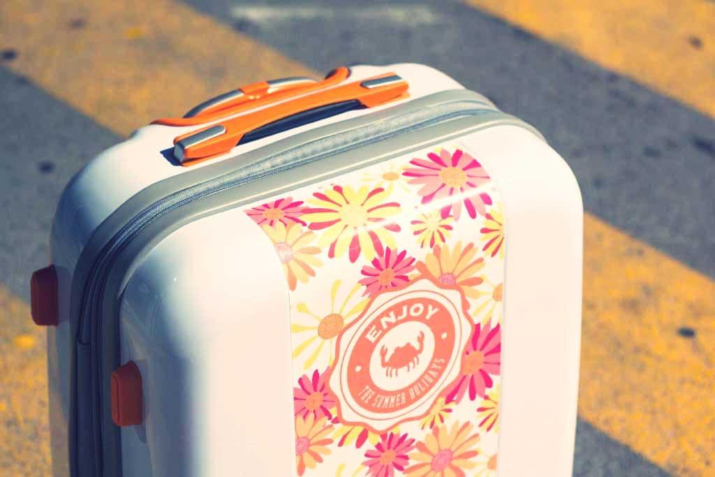Calibag, la valise personnalisée