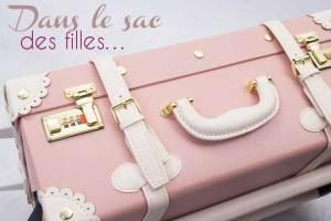 Dans le sac des filles - Portrait blogtrotteuse #1