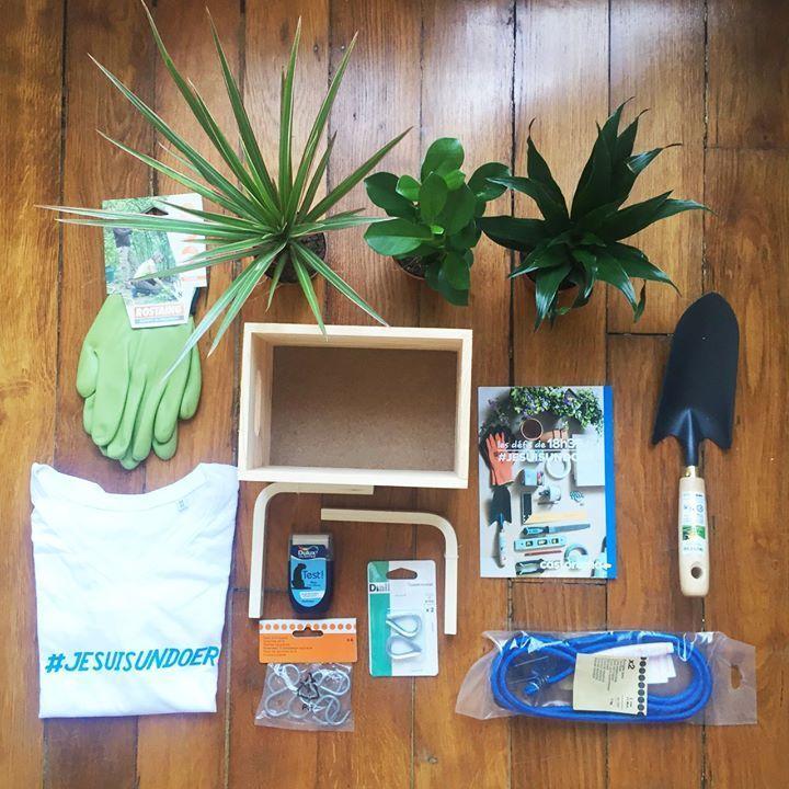 {Concours} 1 box + 100€ de bon d'achat avec Castorama