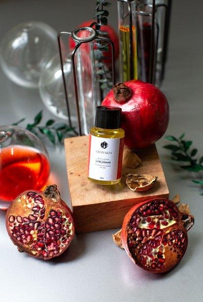 Granakin, produits capillaires formulés à base d'ingrédients naturels