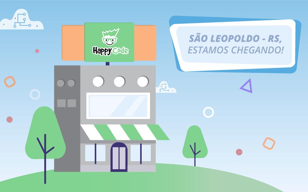 Happy Code chega em breve a São Leopoldo com os melhores cursos de tecnologia