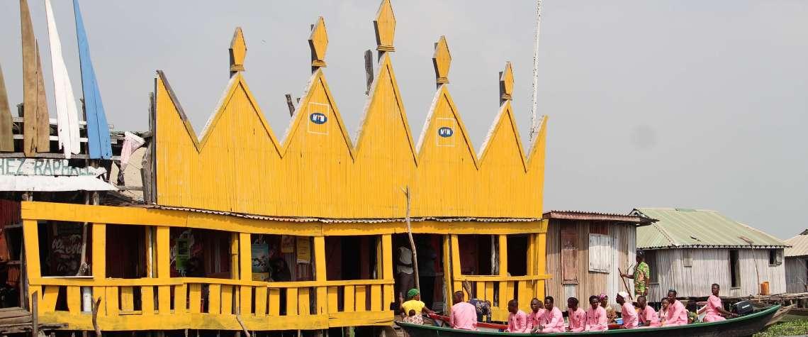 Ganvie, Benin - the Venice of Africa - Happy Days Travel Blog