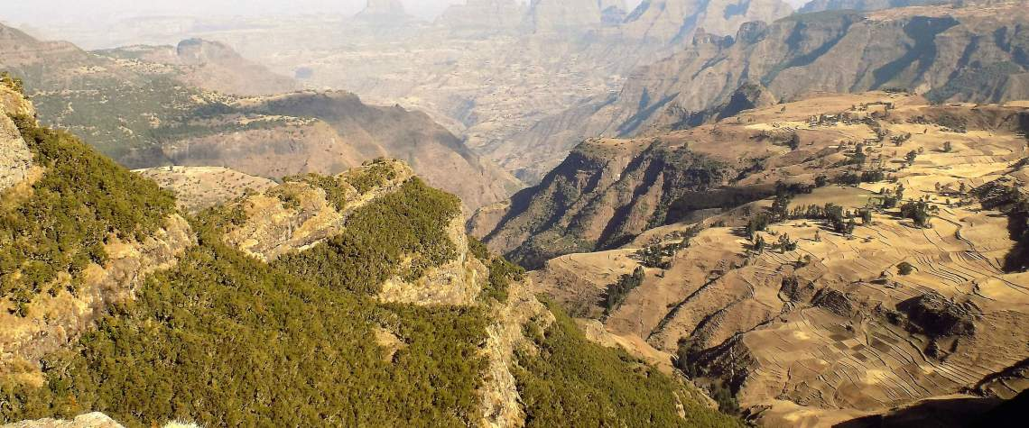 Simien Mountains, Ethiopia - a camping trip - Happy Days