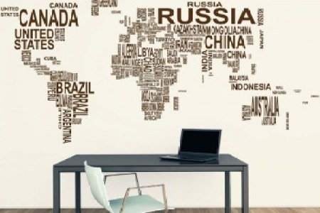 Modern map wall art full hd pictures 4k ultra full wallpapers affordable map wall murals posters for sale at allposters com world map wallpaper mural special values art prints wall art the home depot in w x in h gumiabroncs Image collections