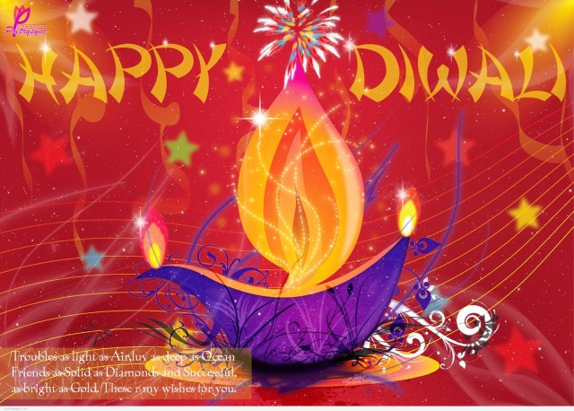 10 diwali greeting images