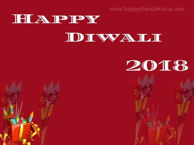 Brilliant day of Diwali, the glittering Festival of Lights, only estimation