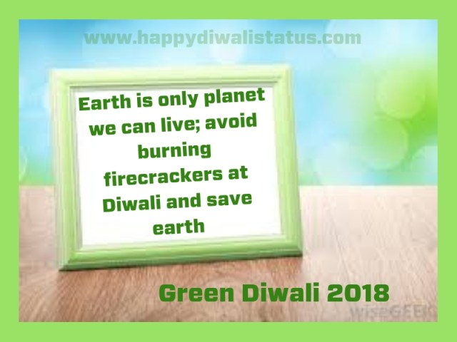 5 easy way to perform the eco-friendly Diwali and safe Diwali