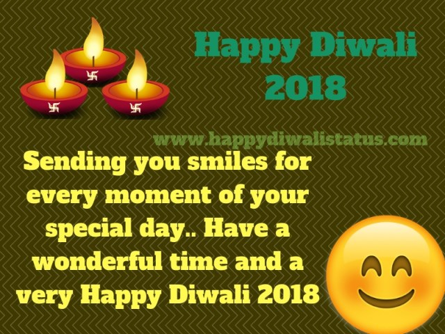 Indian people celebrate Diwali with sweets, lights, and Diyas.
