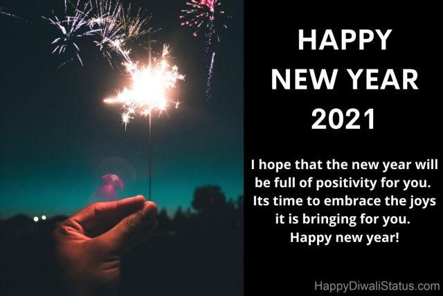 New year status