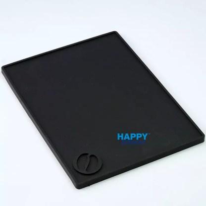 Image displaying a coffee tamping mat.