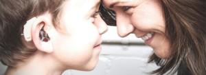 Dr. Shanna Mortensen & Brenden, her son
