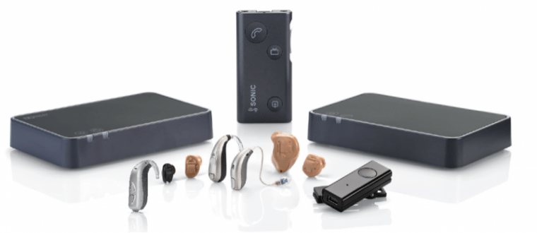 sonic innovations celebrate hearing aids surprise az