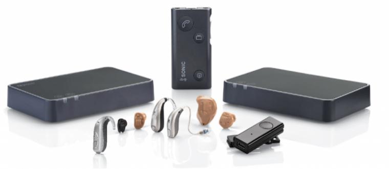 sonic innovations celebrate hearing aids surprise az
