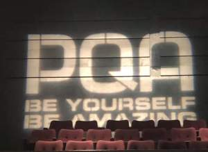 PQA Be Yourself Be Amazing