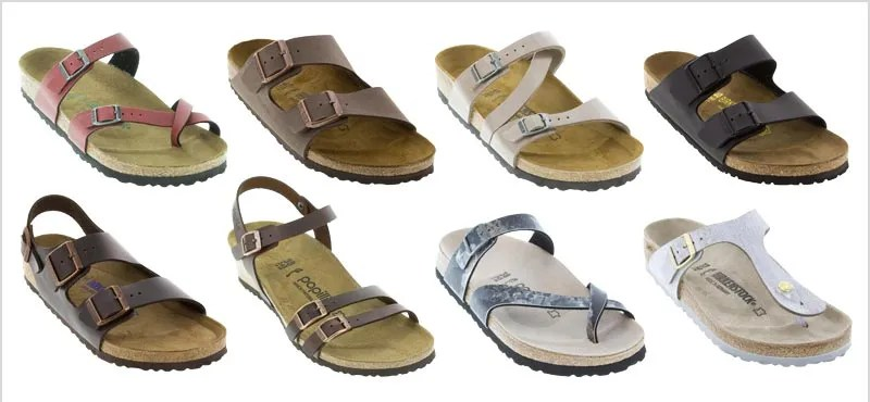 Huge Collection of New and Favorite Birkenstock Sandals