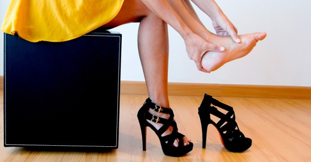 Heel Hell: New Technology Reveals the Exact Effects of Stilettos On the Sole