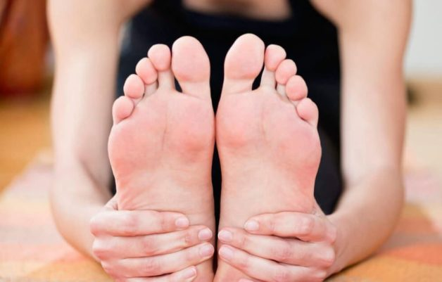 Yoga Postures for Feet and Ankle Flexibility: Pivotal & Pragmatic