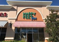happy feet plus wesley chapel tampa storefront