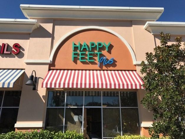 Wesley Chapel Welcomes Happy Feet Plus