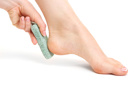 pumice bar foot health age upkeep