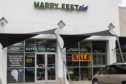 happy feet plus brandon florida store location