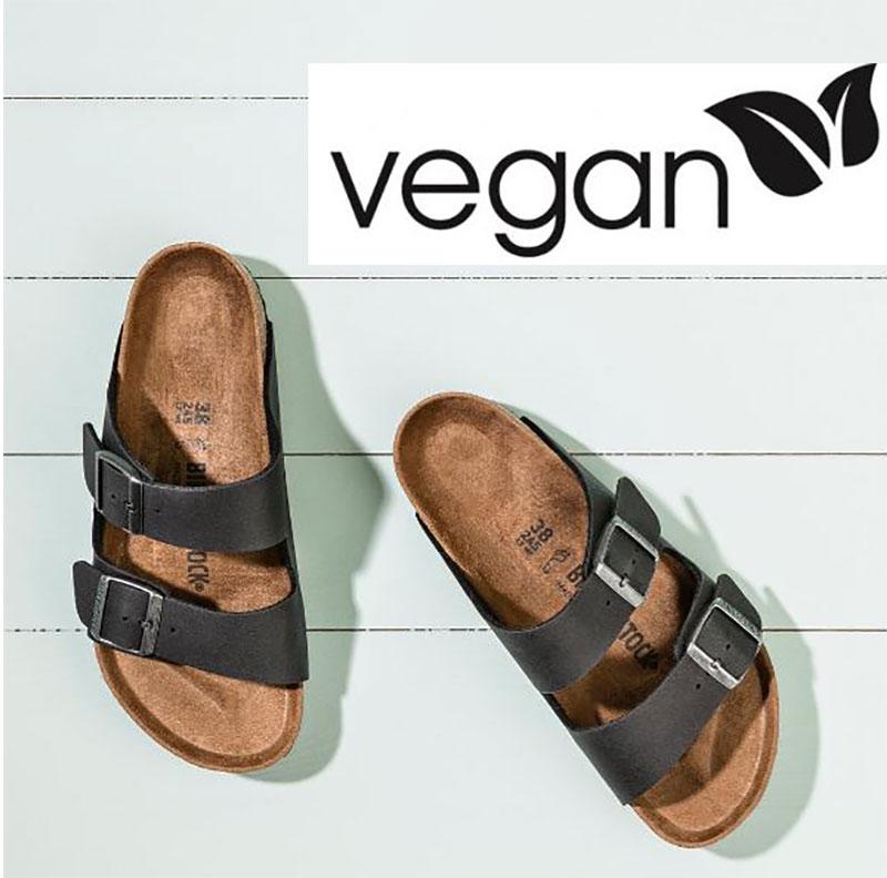 Birkenstock Goes Vegan – Happy Feet