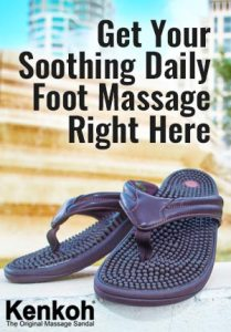 Kenkoh Daily Soothing Foot Massage