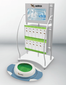 Aetrex Albery Scan Machine