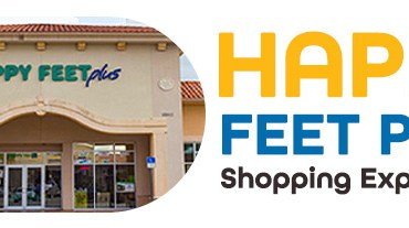 My Happy Feet Plus Shopping Experience