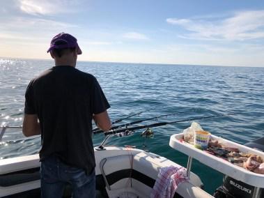 Happy Fisherman - Tibby Flora