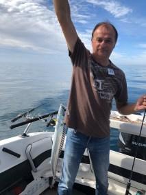happy fisherman lakes entrance snapper sargent baker gurnard flathead