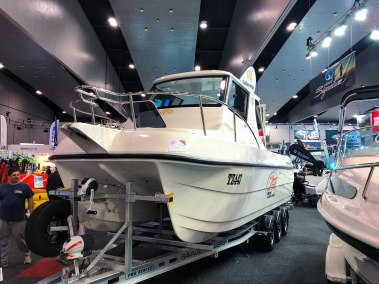 2018 melbourne boat show